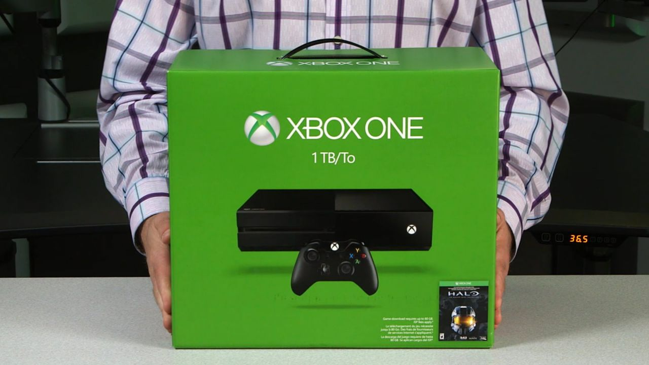 Xbox One: miglior prodotto di intrattenimento dell'anno per Products of the Year