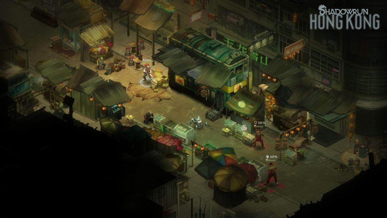 Shadowrun Hong Kong su Kickstarter: raccolti 100.000 dollari in due ore
