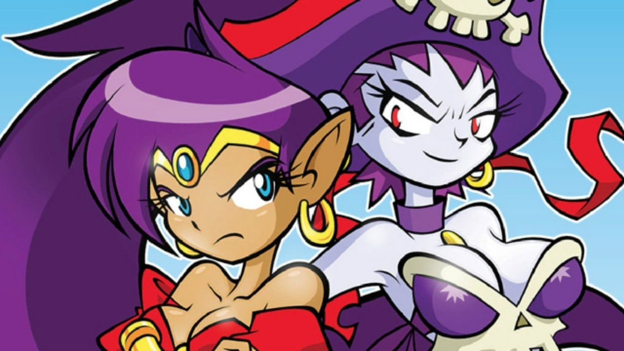 Le prime immagini di Shantae and the Pirate's Curse