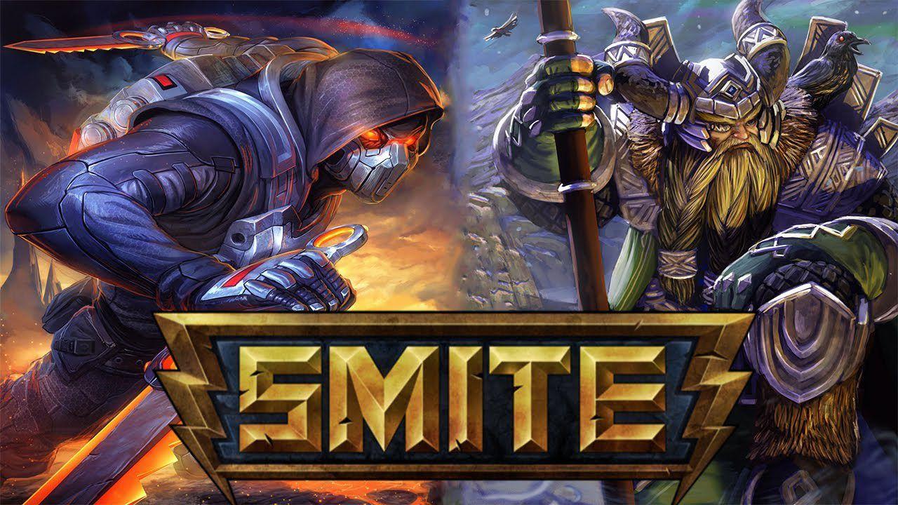 SMITE, il MOBA di Hi-Rez Studios, è entrato in open beta