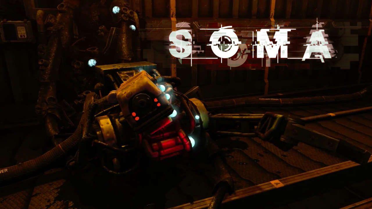 SOMA: rilasciato un nuovo artwork
