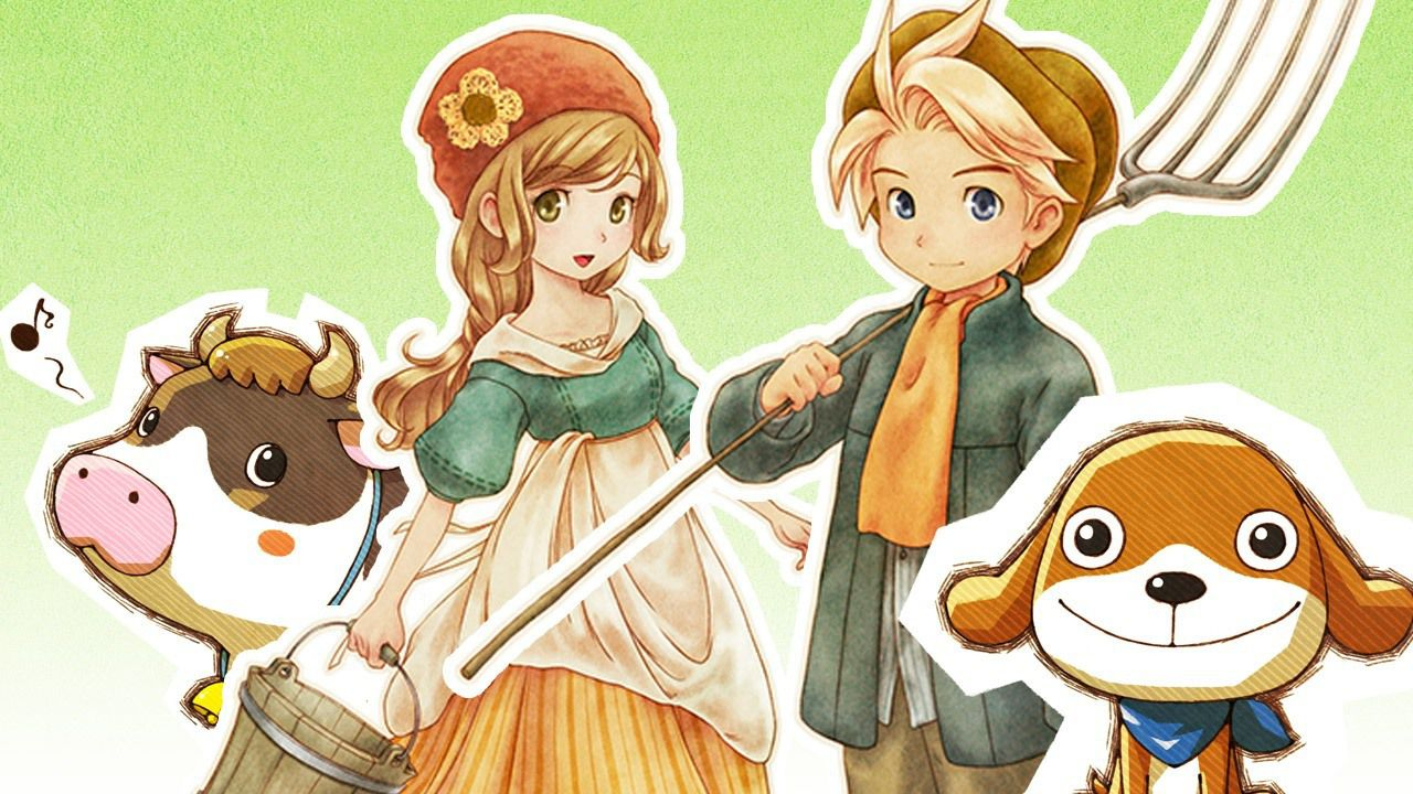 Harvest Moon: The Lost Vall appare nei listini di Video Products Distributors