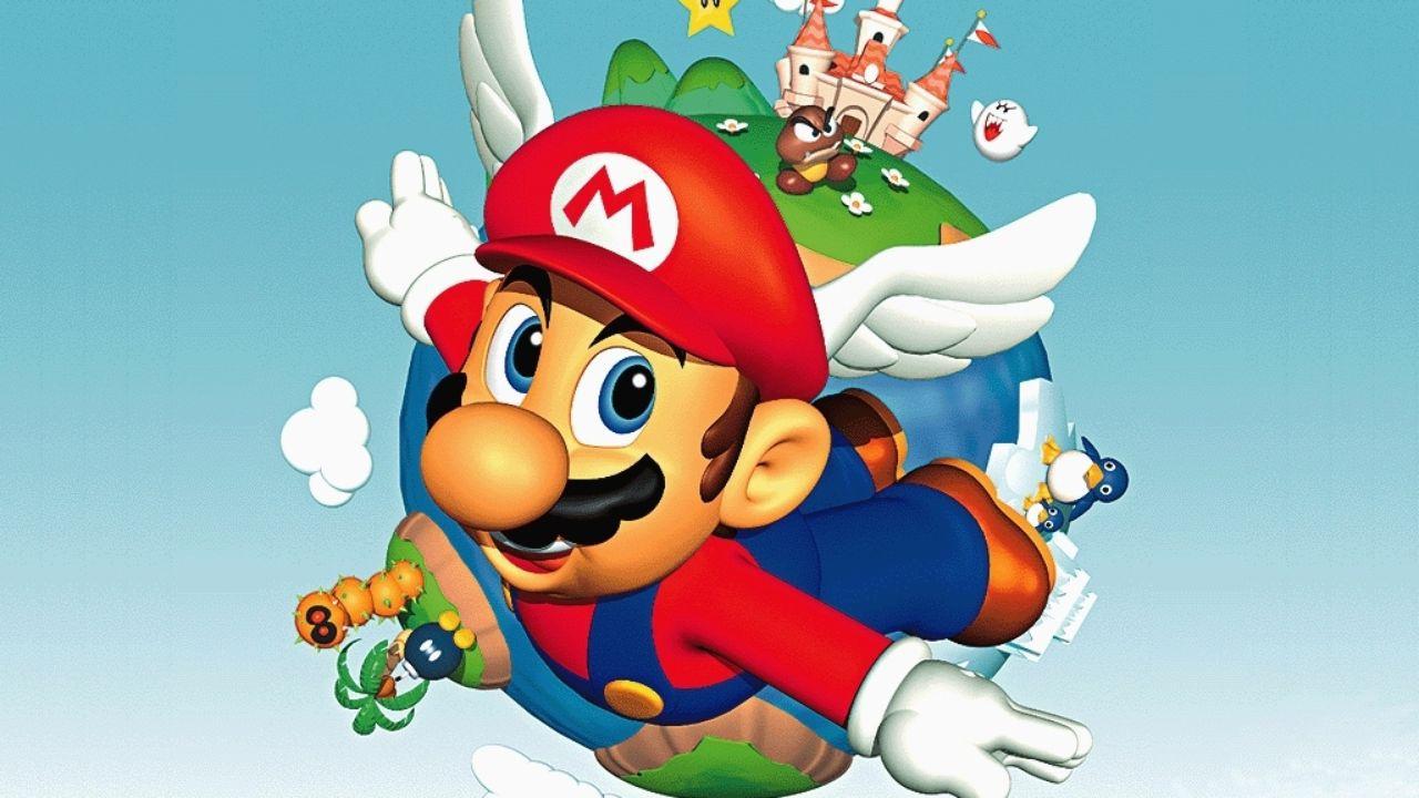 Il primo livello di Super Mario 64 ricreato con Unity, giocabile tramite browser