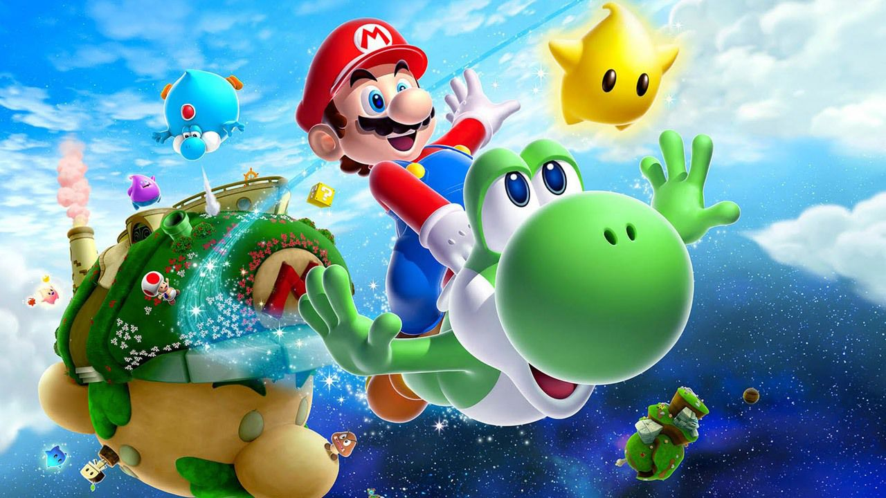 Super Mario Galaxy 2, Mario Retro in una nuova clip video