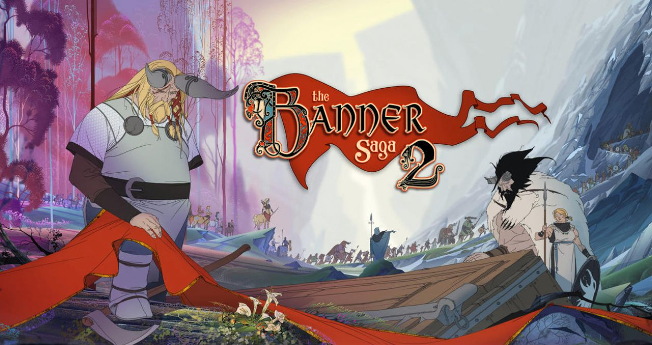 The Banner Saga 2 confermato per PC, PlayStation 4 e Xbox One: debutto nel 2015