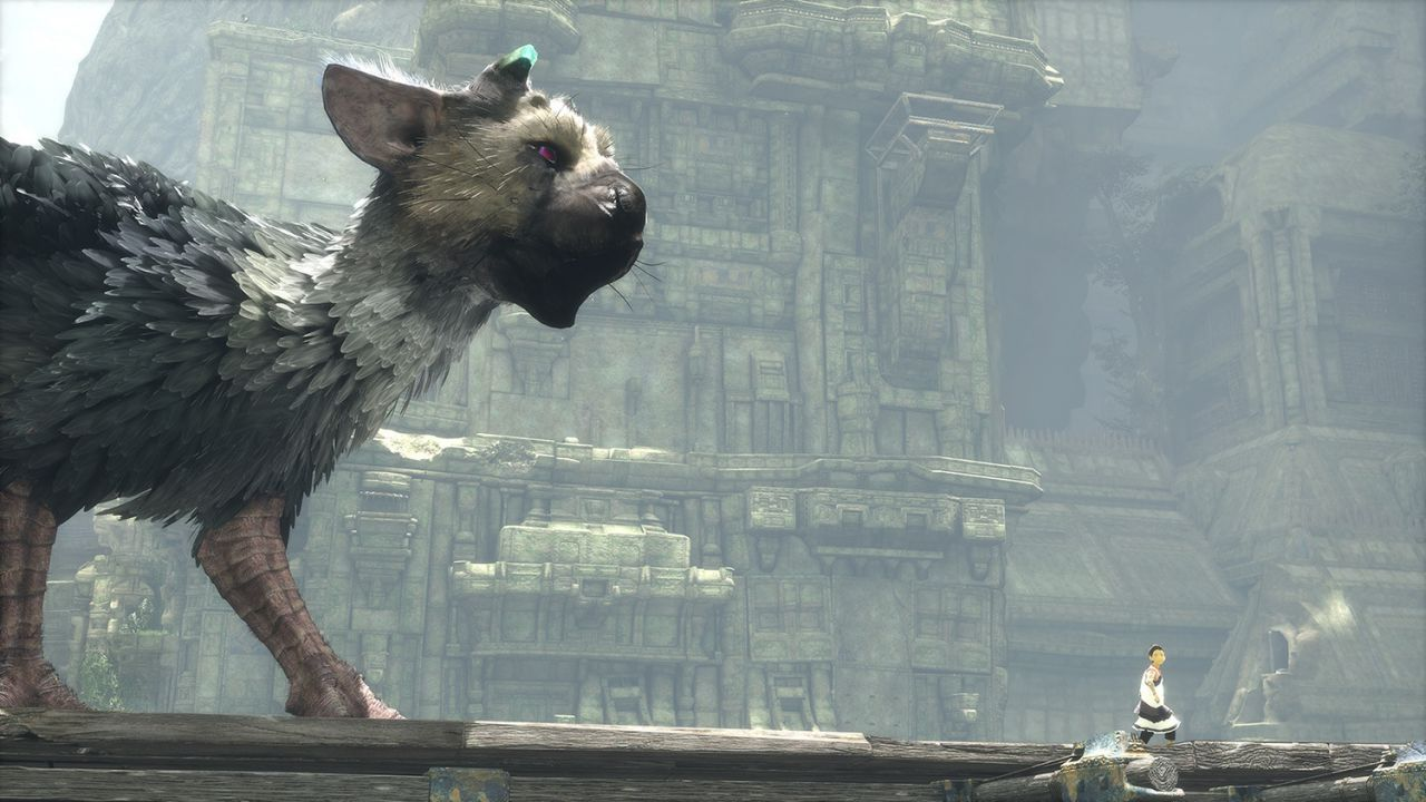 The Last Guardian sfrutta al massimo la PS3