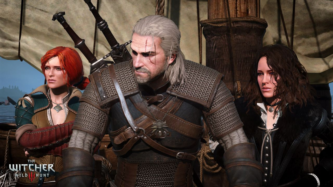 "The Witcher 3 ""non ha posto per il multiplayer"""