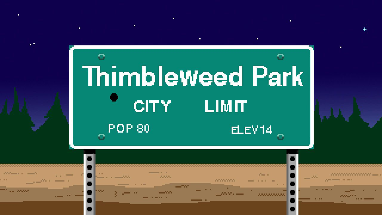 Thimbleweed Park: la campagna Kickstarter si conclude a 626.000 dollari