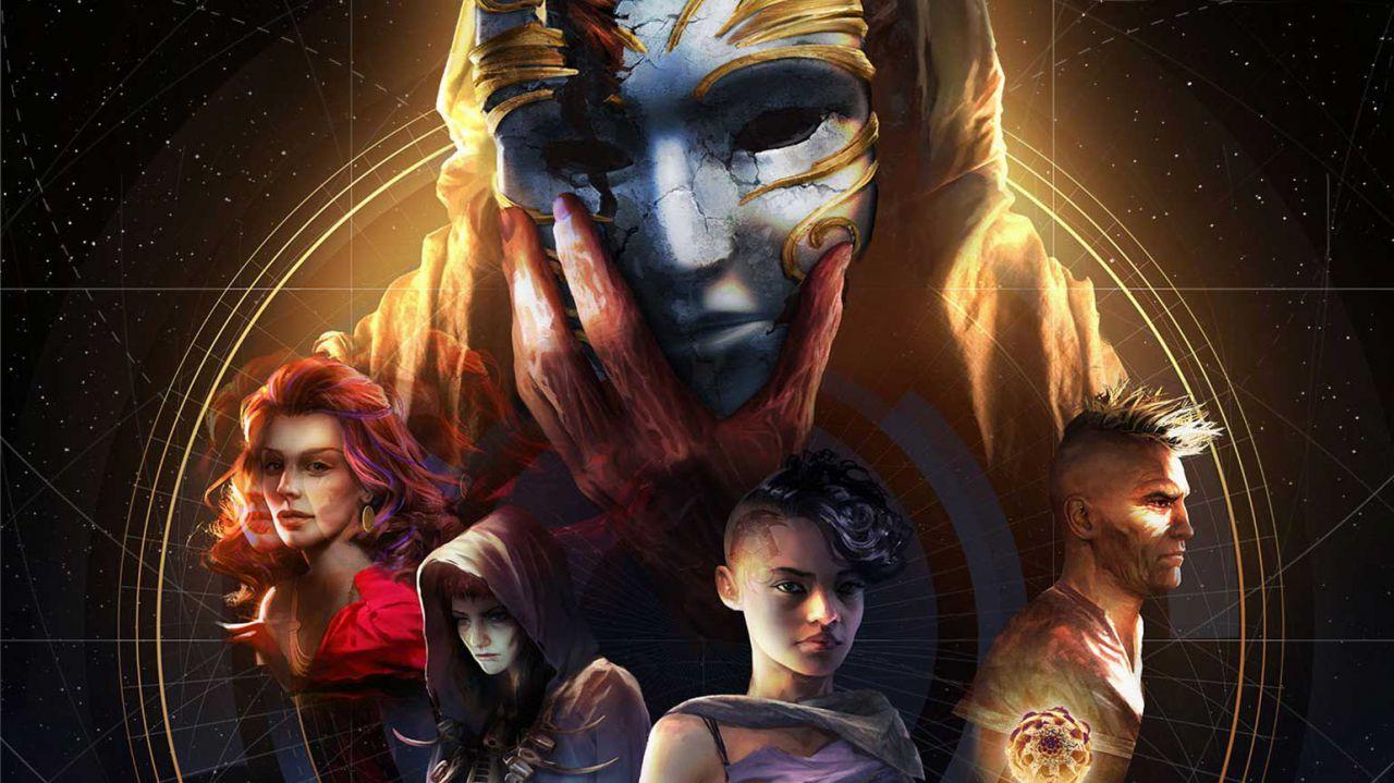 Aperto il sito web di  Torment: Tides of Numenera, sequel spirituale di Planescape: Torment
