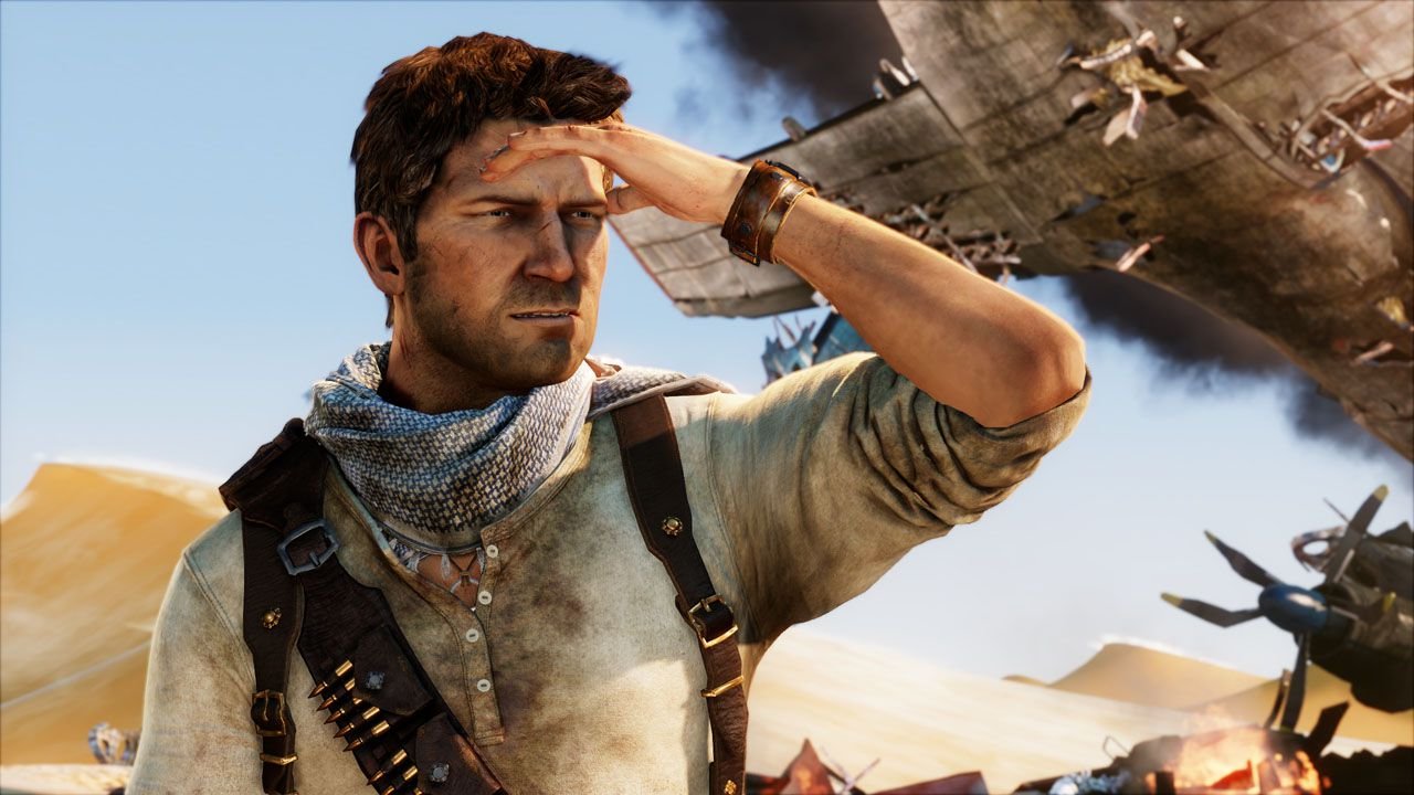 Uncharted 3 mostrato al Videogame Awards?