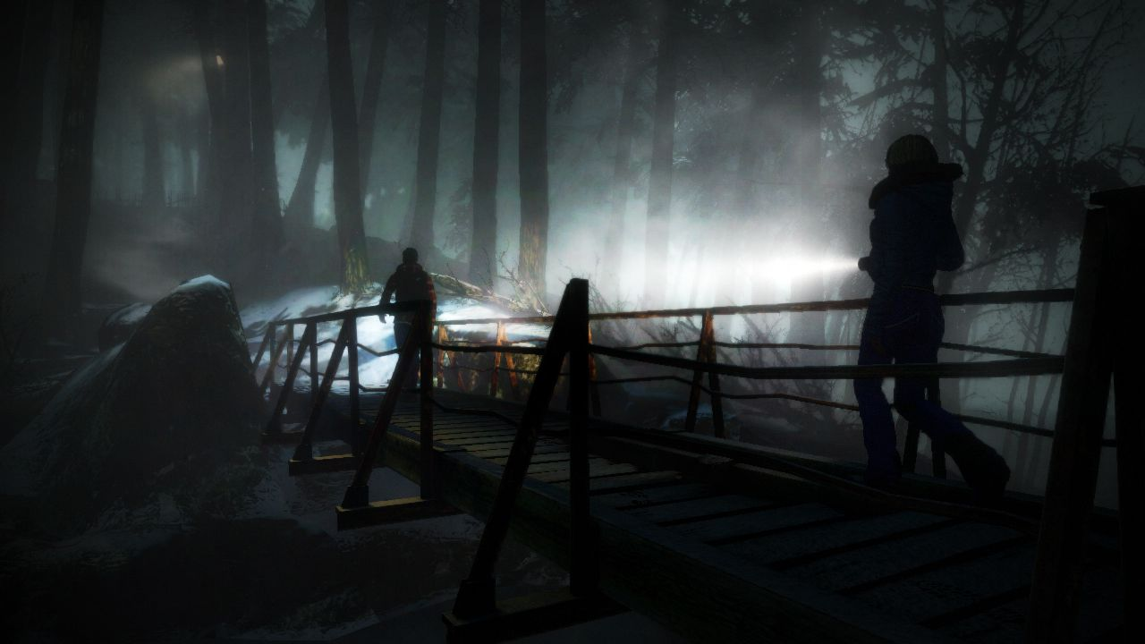 Until Dawn è stato ricostruito appositamente per PlayStation 4