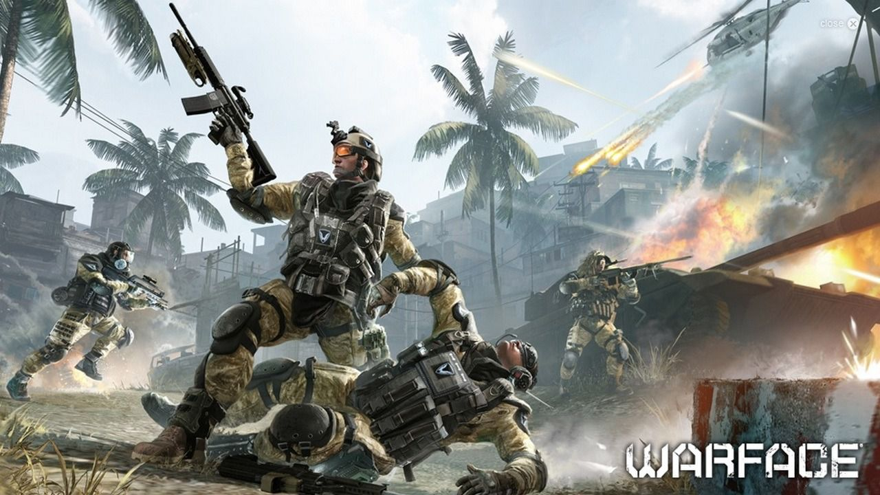 Crytek e Trion Worlds porteranno Warface in occidente