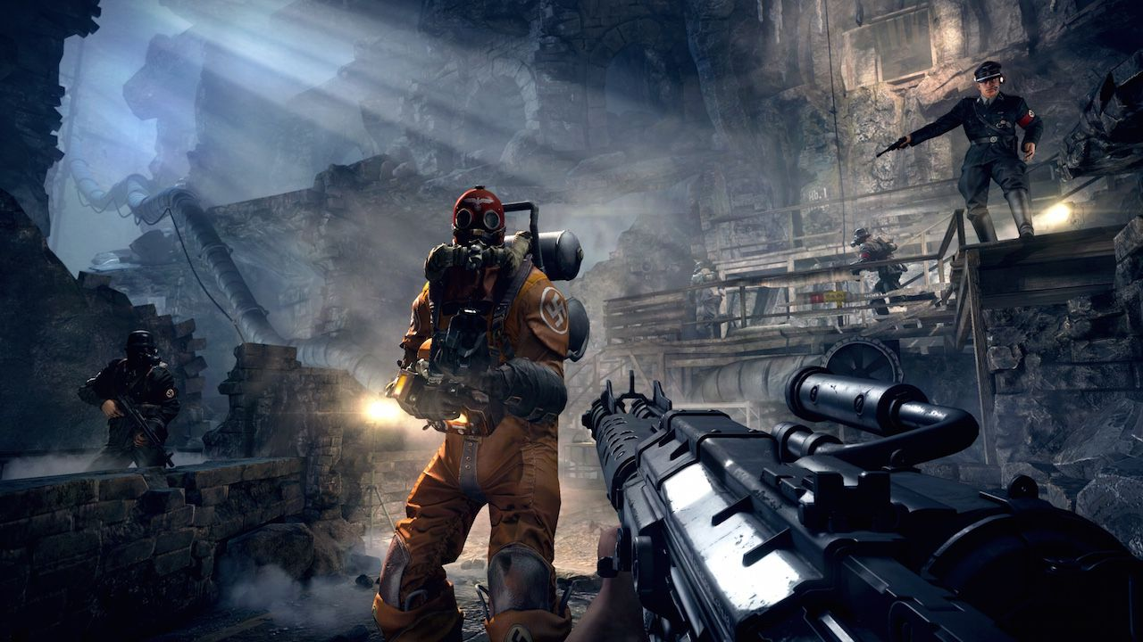 Il gameplay di Wolfenstein The Old Blood si mostra in un video da 20 minuti