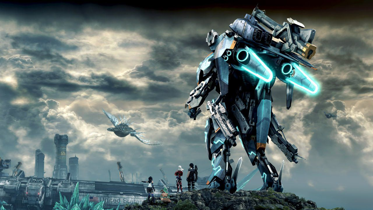 rubrica Xenoblade Chronicles X - SoundSteps