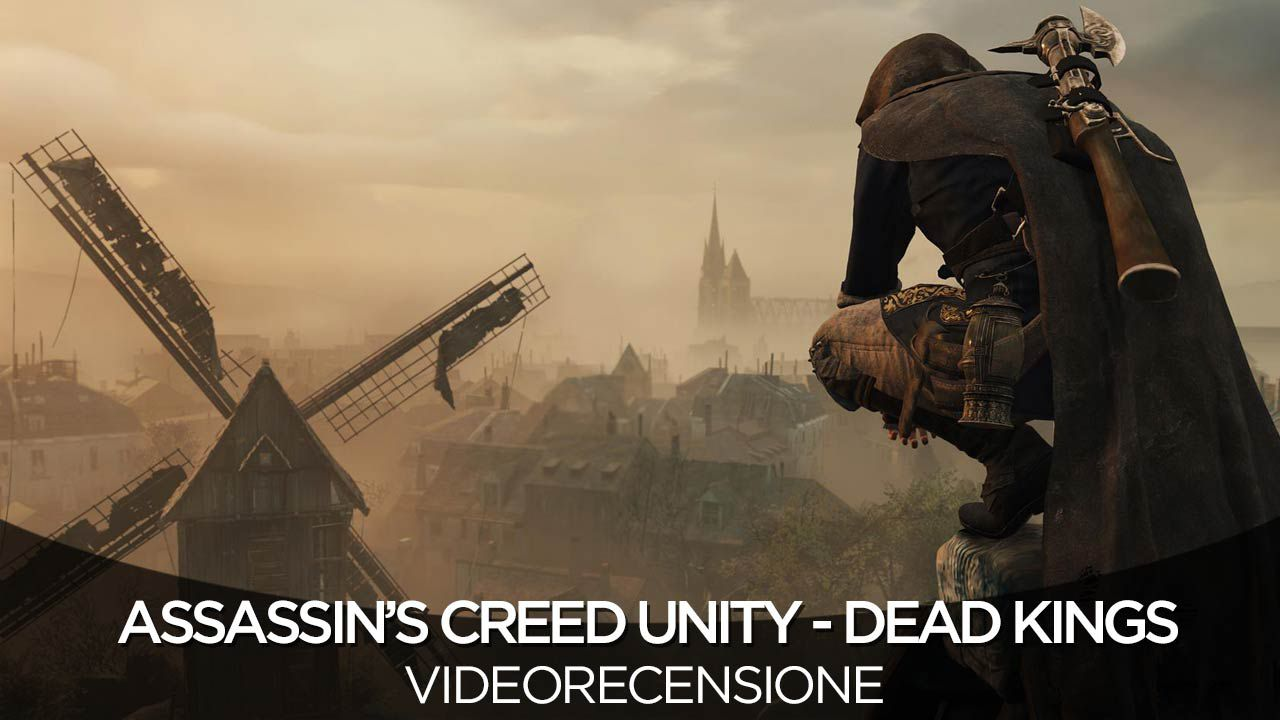 AC Unity Dead Kings