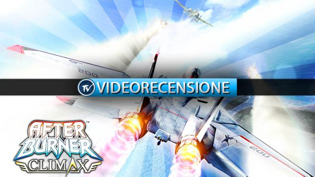 Recensione After Burner Climax - Everyeye it