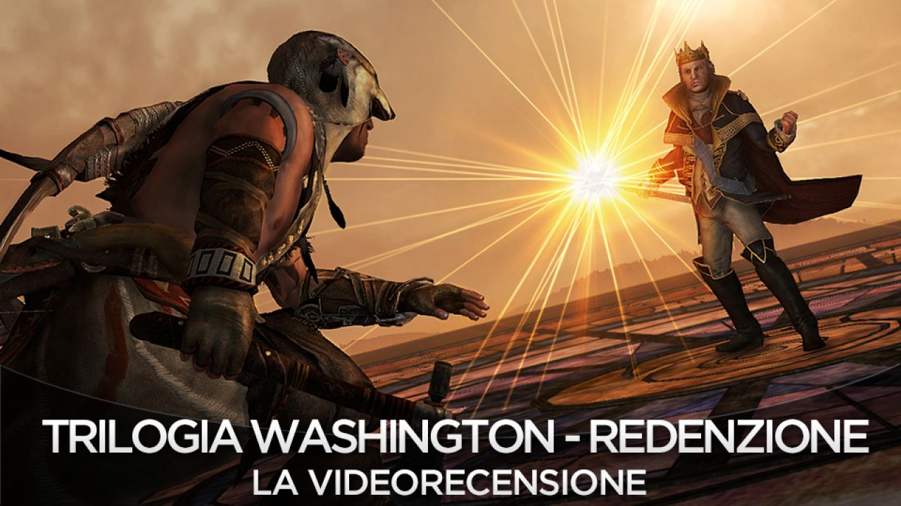 Assassin's Creed 3 - La Tirannia di Re Washington