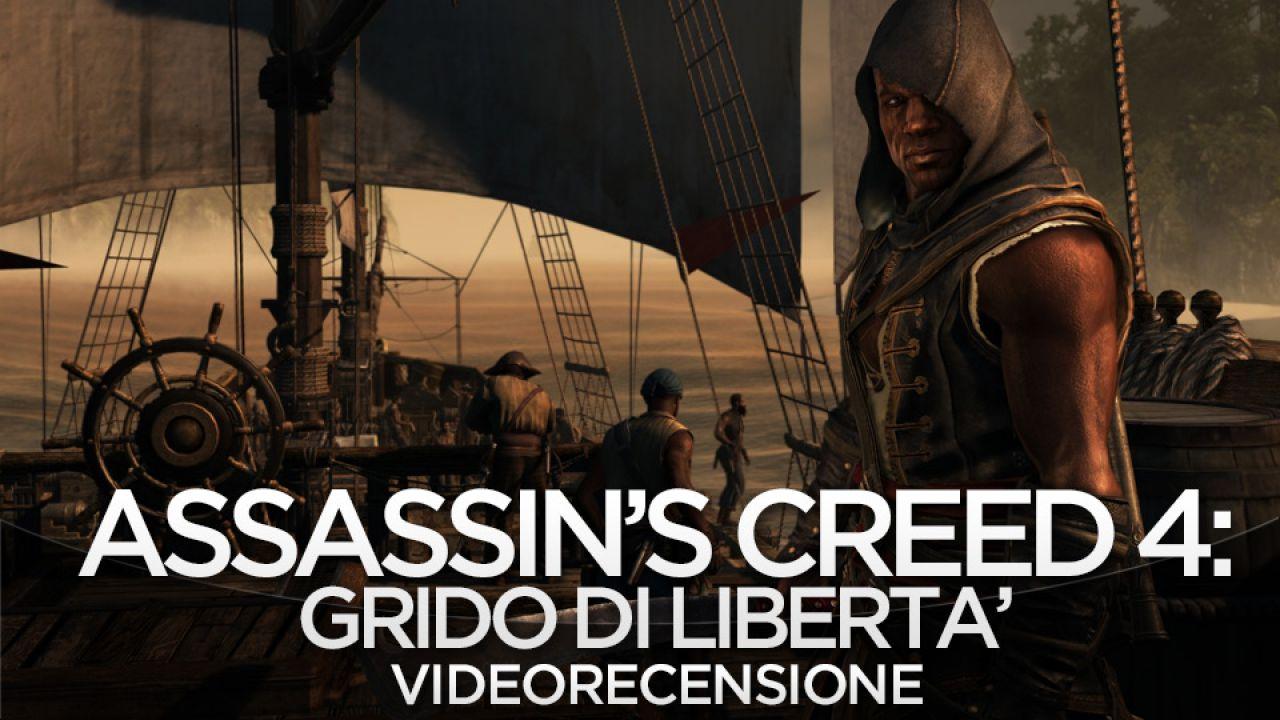 Assassin's Creed 4: Grido di Libertà