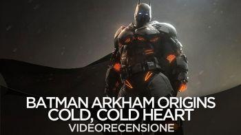 Batman Arkham Origins: Cold, Cold Heart