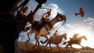 Battlefield 1 - Deserto del Sinai