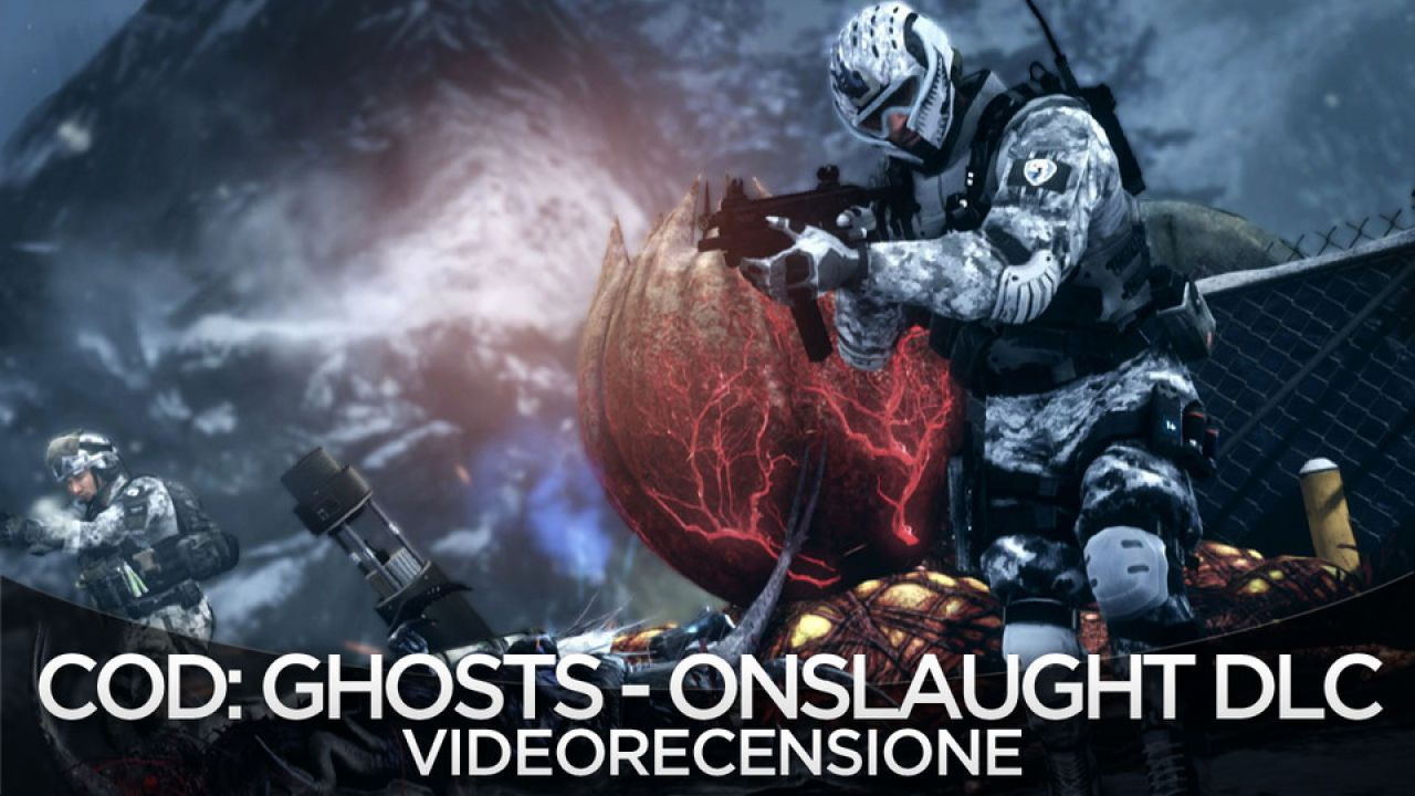Call of Duty: Ghosts - Onslaught DLC