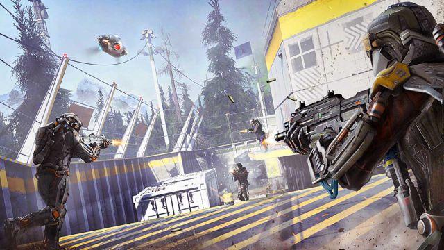 COD Advanced Warfare - Reckoning
