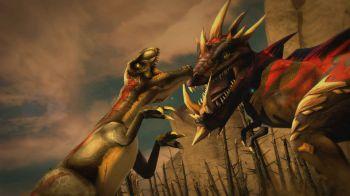 Combattimenti tra Giganti: Dinosauri 3D