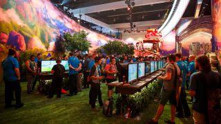 E3 2016 - Stand di Zelda