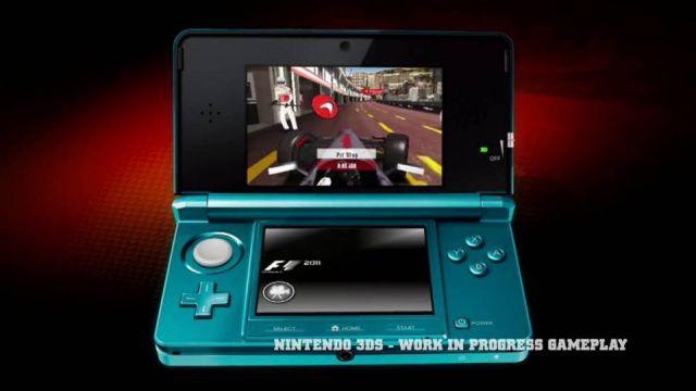 F1 2011 disponibile su PS Vita al lancio della console