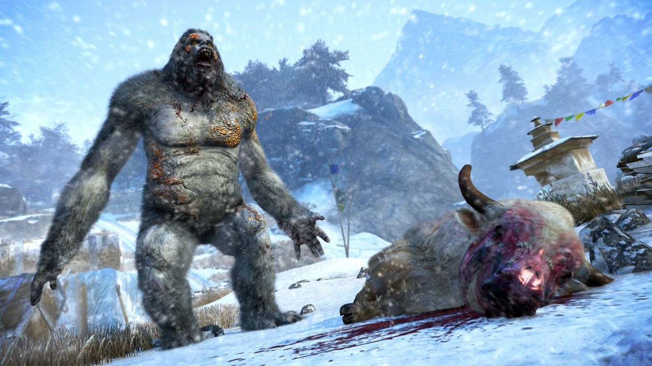 Far Cry 4 - La Valle degli Yeti