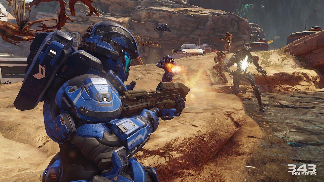 Halo 5: Guardians - Warzone