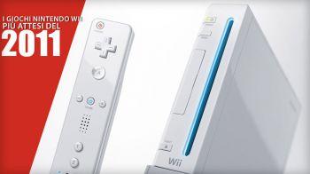 I Giochi piu' Attesi del 2011 - Wii