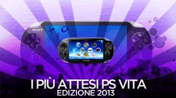 I Giochi piu' Attesi del 2013 - PsVita