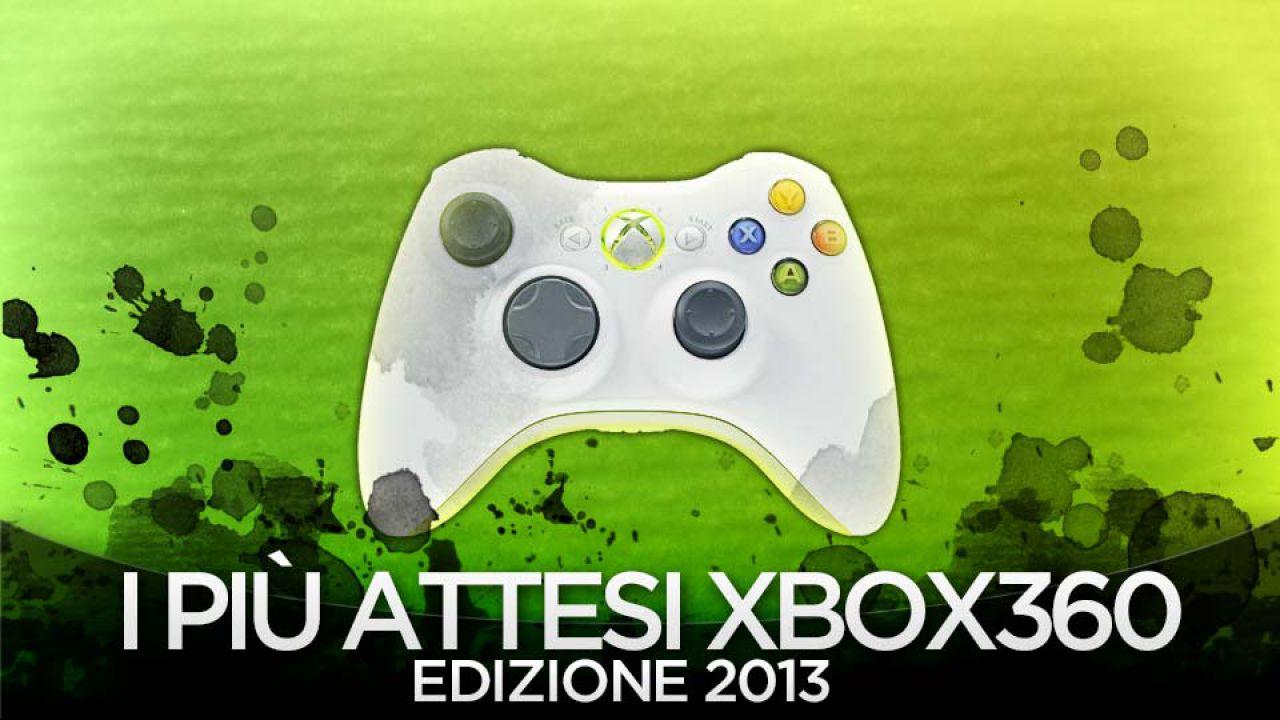 I Giochi piu' Attesi del 2013 - Xbox360