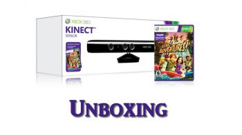 Kinect Unboxing