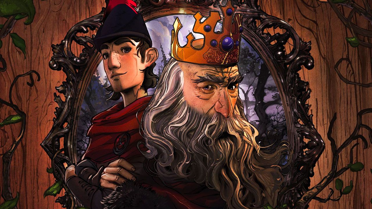 King's Quest EP3: Once Upon a Climb
