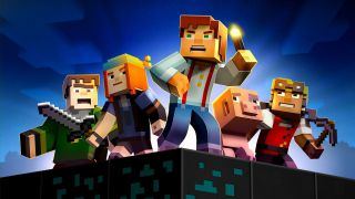 Minecraft Story Mode EP2 - Assembly Required