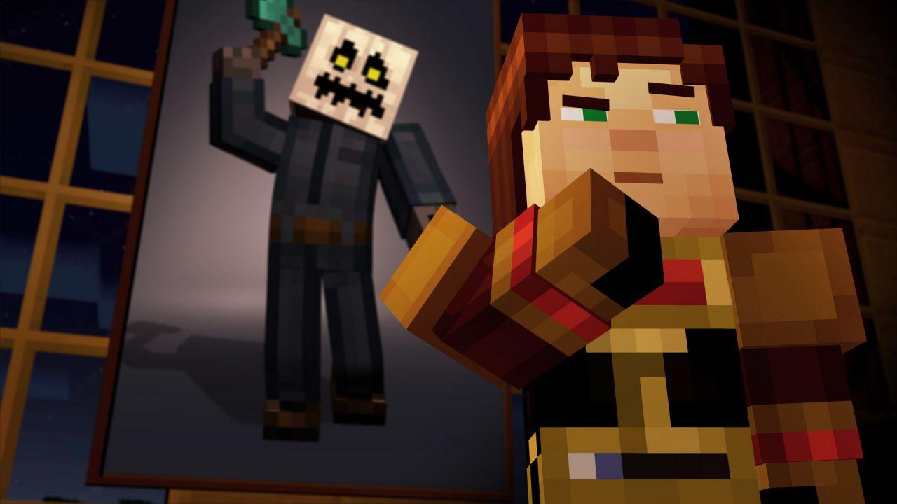 Minecraft Story Mode - EP7
