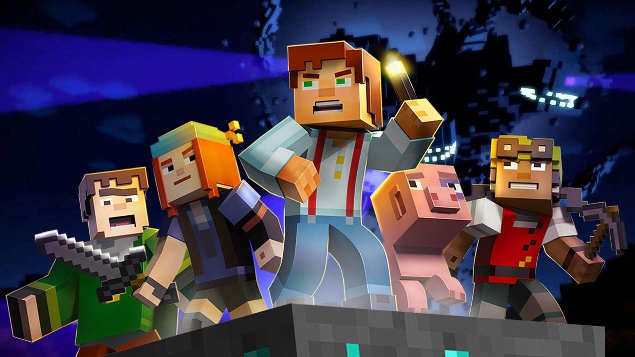 Minecraft Story Mode - Episodio 3