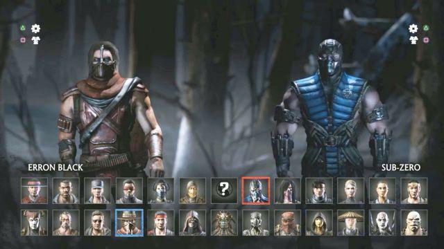 Mortal Kombat x problemi di matchmaking