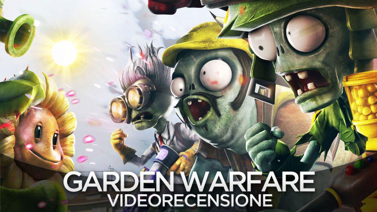 Recensione Garden Warfare Plants Vs Zombies 22912
