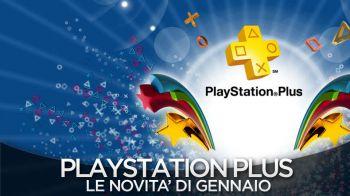 PlayStation Plus - Le Novità di Gennaio