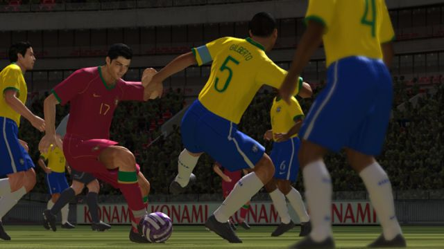 Recensione Pro Evolution Soccer 2008 per PS3 - Everyeye it