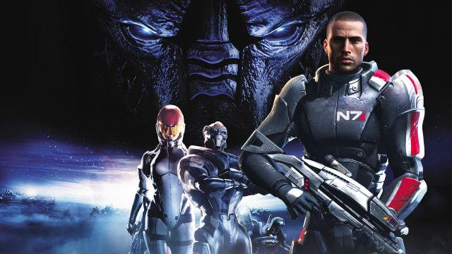 Retrocompatibilità Xbox One - Mass Effect