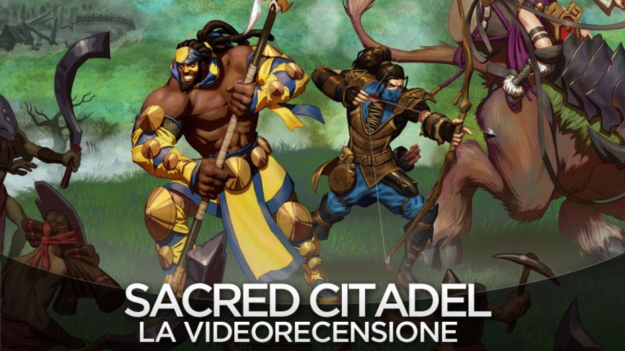 Sacred Citadel