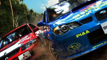Sega Rally - Parte 1
