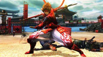 Sengoku Basara Samurai Heroes
