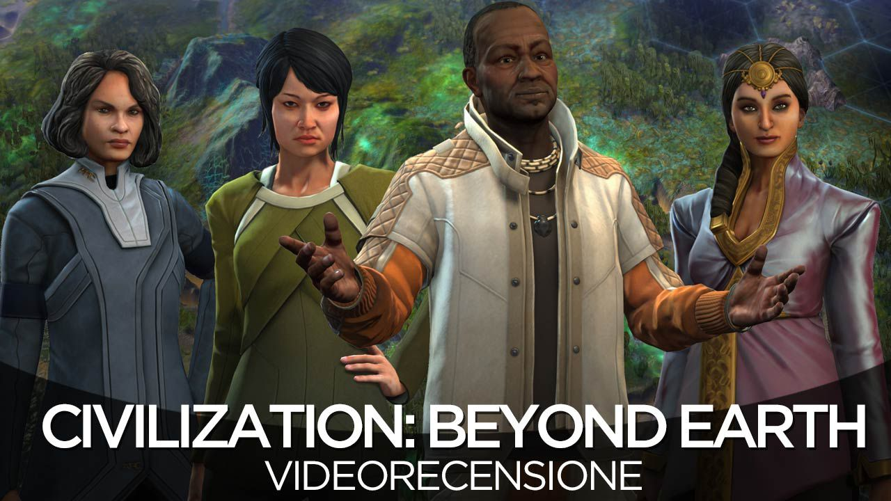 Sid Meier's Civilization Beyond Earth