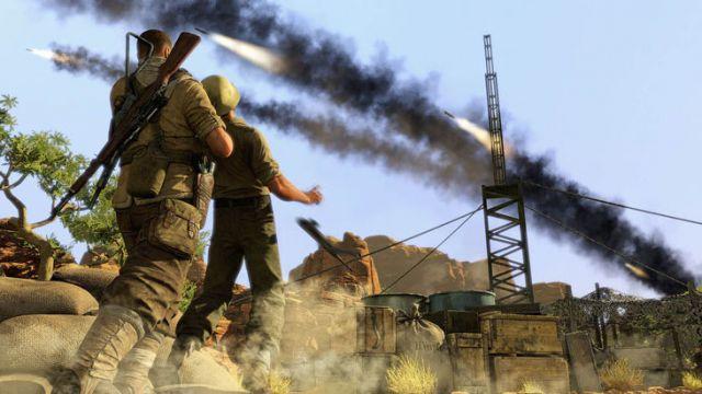 Sniper Elite 3 matchmaking online