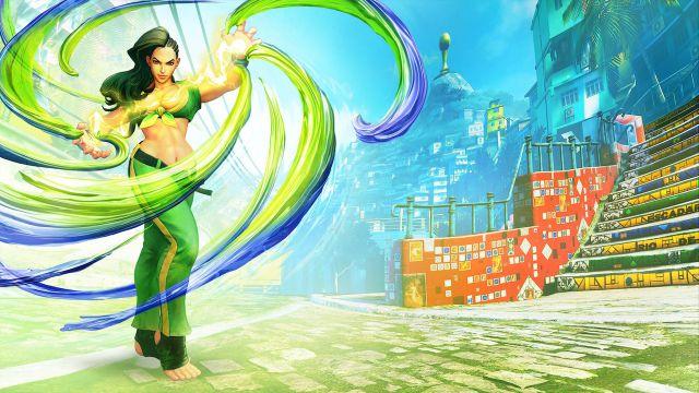 Street Fighter 5 - Laura